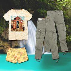 www.40weft.com #holidaylook #40weft #ss2014 #holidaytips #tropical #travel #befree #golook #swimsuit #menfashion #t-shirt #cargopants #fashionblogger #fashion #faboulushots #repin