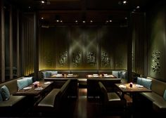 Haute Chinois design by Gilles & Boissier | Hakkasan Miami | Fontainebleau Hotel & Resort |