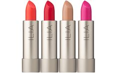 ILIA Beauty: An Organic Lipstick Line Discovered in Canada