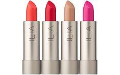 ILIA Beauty: An Organic Lipstick Line Discovered in Canada