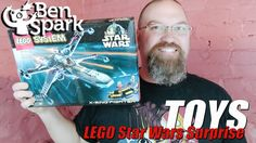 LEGO Star Wars Surprise  We're off on vacation for Spring Break next week and we're not going to be doing a whole lot other than being together and having fun. So, I think that it is finally time to break out some of my LEGO Star Wars sets that I have been collecting for years. The kids are old enough to work together to make Luke's X-Wing Fighter!   I also show the sets that I got when I returned the Guardians of the Galaxy ones that Andrew gave me (I already had them)