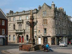 Jedburgh, Scotland