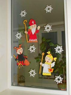 inspirace Advent Calendar, Diy And Crafts, Santa, Petra, Holiday Decor, Christmas, Christmas Crafts, Papa Noel, Santa Clause