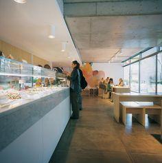 SMXL restaurant by Hassell & Fabio Ongarato Design, Melbourne » Retail Design Blog