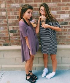 These girl are like 13 & adorable