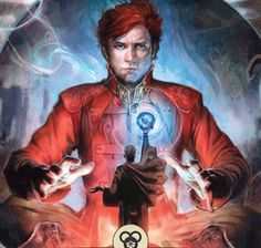 Wheel of Time - as far as fan art goes, this is damn good.