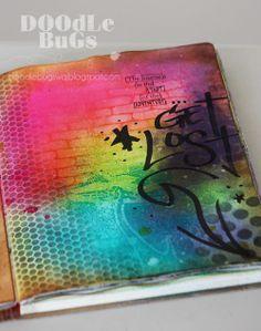Doodlebugs: Art Journal Inspiration