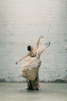 Making Fashion Dance: ballerina savannah lowery NYCB | photographer mk sadler | creative director amy osaba | Samuelle Couture