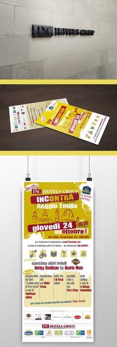#emailmarketing #newsletter Propulsa Comunicazione ha curato la creatività dell'invito elettronico e cartaceo.