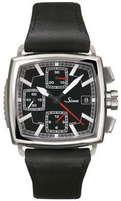 26095fa69216 Sinn Watch 901 Leather Limited Edition 901.010 Leather Watch. EstiloReloj  CasioRelojes Para ...
