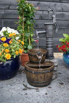 Fontaine de Jardin LAS VEGAS ACQUA ARTE au meilleur prix ! - LeKingStore