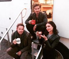 I want to have coffee with them