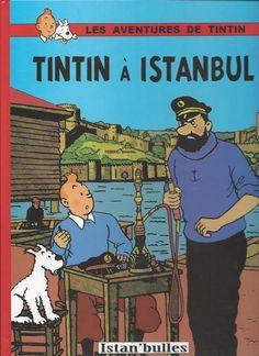 Tintin à Istanbul