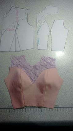 Dress Tutorials Sewing Tutorials Sewing Hacks Sewing Projects Princess Line Modelista Sewing Paterns Pattern Making Pattern Cutting Sewing Lessons, Sewing Hacks, Sewing Tutorials, Sewing Crafts, Sewing Projects, Pattern Drafting Tutorials, Sewing Tips, Dress Sewing Patterns, Blouse Patterns
