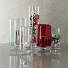 London Red Hurricane | Crate and Barrel