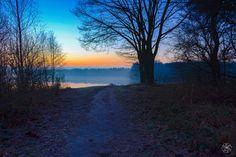 Sunrise View 'Path' by William Mevissen on 500px