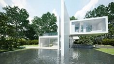 Projekt domu - Design Seweryn Nogalski Beton House
