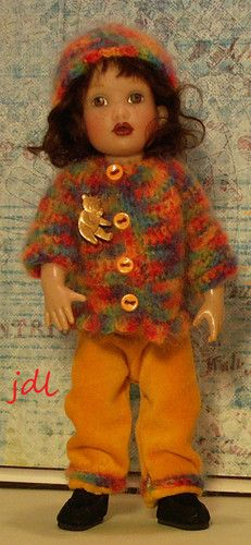 "8"" Kish Doll"