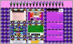 El uso de colores fuertes, especialmente los contrastantes, rápidamente pueden hacer que tu sitio web sea difícil de ver.