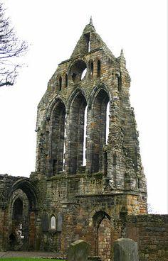 Abbey, Kilwinning, Scotland