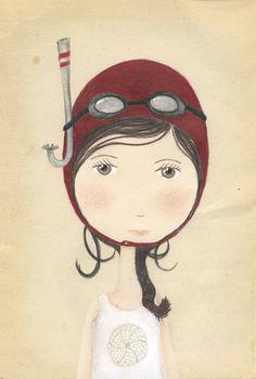 Katherine Quinn - the kina collector