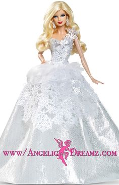Barbie 2013, Holiday Barbie 2013 Caucasian (Pre-Order Item. August Delivery), $45.99