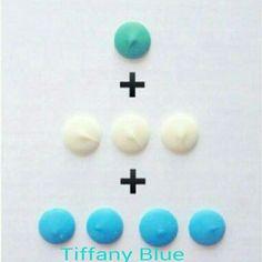 Tiffany Blue Candy Melts