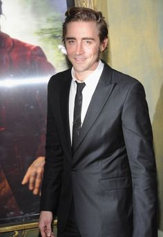#LeePace at The Hobbit: An Unexpected Journey New York Premiere Benefiting AFI at Ziegfeld Theater, December 7, 2012.