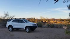 The stylish Toyota Fortuner tours South Africa in comfort. Plan your trip with Bushtrackers for a memorable holiday Plan Your Trip, South Africa, 4x4, Toyota, Safari, Camper, How To Memorize Things, Tours, Adventure
