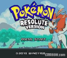 gba roms pokemon hacks download