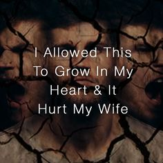 I Allowed This To Grow In My Heart And It Hurt My Wife. --- I hate to admit it but I am not perfect. I know, you are shocked, right? Over the past few months I have allowed something to grow in my heart that I didn't even realize was there until just yesterday. Like an unskilled gardener I neglec… Read More Here http://husbandrevolution.com/i-allowed-bitterness-to-grow-in-my-heart-and-it-hurt-my-wife/ #marriage #love