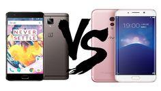 OnePlus 3T vs Vivo Xplay6