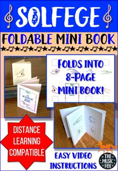 This eight-page foldable mini-book for Solfege is a useful graphic organizer that helps students learn the Kodály/Curwen hand signs and syllables also known as Solfege or Solfa. Using these hand signs as a teaching tool for beginners is incredibly useful in all situations. Music Sub Plans, Music Lesson Plans, Music Lessons, Music Education Activities, Music Bulletin Boards, Teacher Created Resources, Elementary Music, Music Classroom, Teaching Music