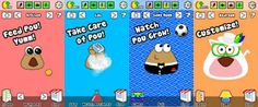 Pou - Bichinho virtual para Android
