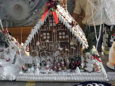 Gingerbread House at the Bay Hilton by An American in Tokyo, via Flickr