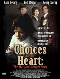 Choices of the Heart: The Margaret Sanger Story (1995) - MovieMeter.nl
