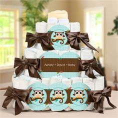 Baby Boy Shower Theme Invitations, Decorations, Favors and Games