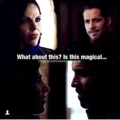 """""""What about this? Is this magical?"""" 