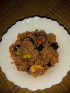 Suji dry fruits halwa