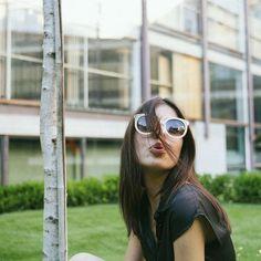 01fb3f59270ea BEARCAT Oversized  sunglasses - Vint  amp  York Round Face Sunglasses