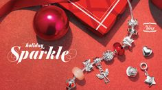 Holiday Sparkle jewelry