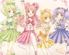 Pretty Cure Fan Series/#1891907 - Zerochan