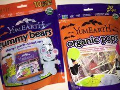 Halloween Fun with YumEarth Organics {Giveaway}