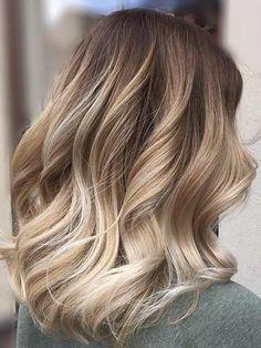 Resultado de imagem para ombre hair liso