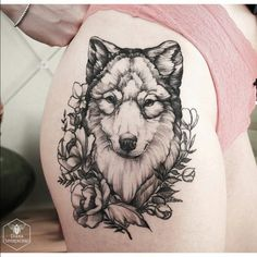 Beautiful tattoos done by Diana Severinenko - Body Art