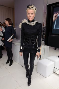 Photos, Ads, and Fashion Editorials of Daphne Guinness Photo 22