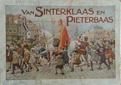 Van Sinterklaas en Pieterbaas van. 1920