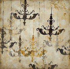 Refined II in our Antiquities Gallery brings style to any room.  www.KastorArt.com  #Posters #Prints #FineArt #Art #KastorArt