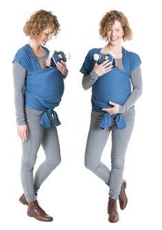 Das Babytragetuch ist für alle Eltern gedacht, die Ihr Baby auch nach der Geburt…