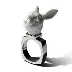 Rabbit Ring now featured on Fab.